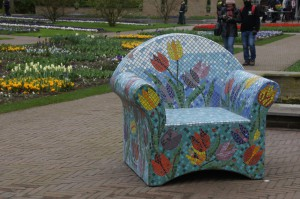 Throne of Tulips