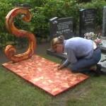 graf van mijn vader